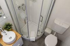 BI&BI Panzió Budapest - Hotel Bathroom 3